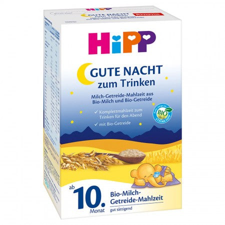 HiPP German Goodnight Milk 10m+