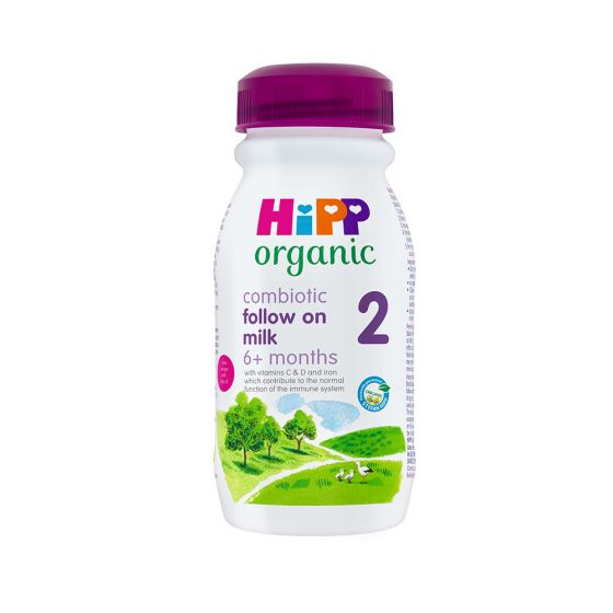 HiPP UK Stage 2 Ready to Feed (pack of 12)