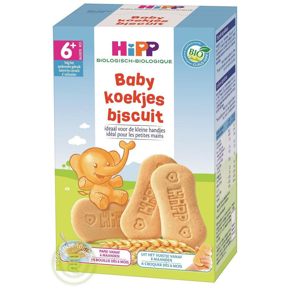 HiPP Baby Keks (with purchase)