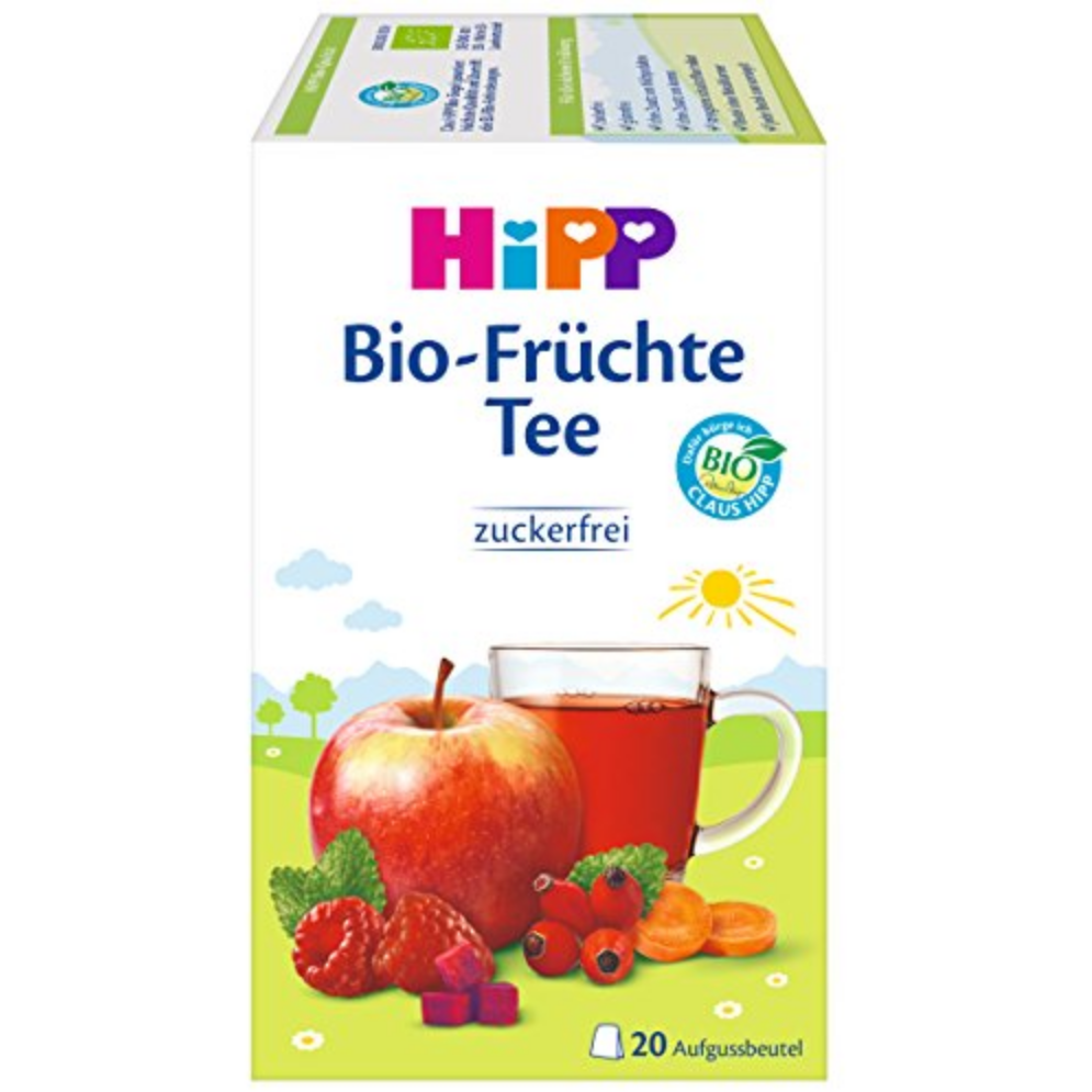 HiPP Organic Fruit Tea (With Purchase)