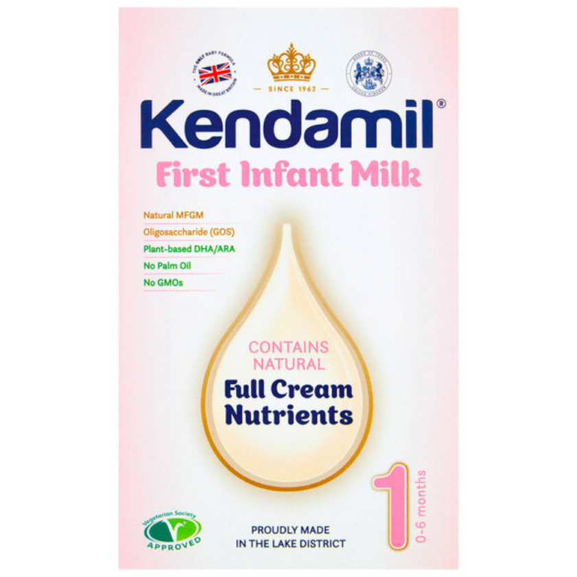 Kendamil First Infant Milk (Sample Pack)