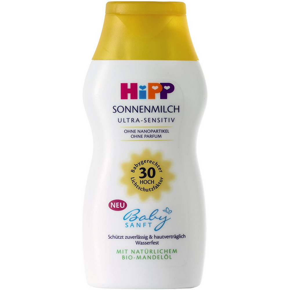 HiPP Babysoft Sunscreen