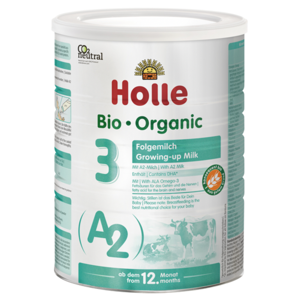 Holle A2 Milk, Stage 3