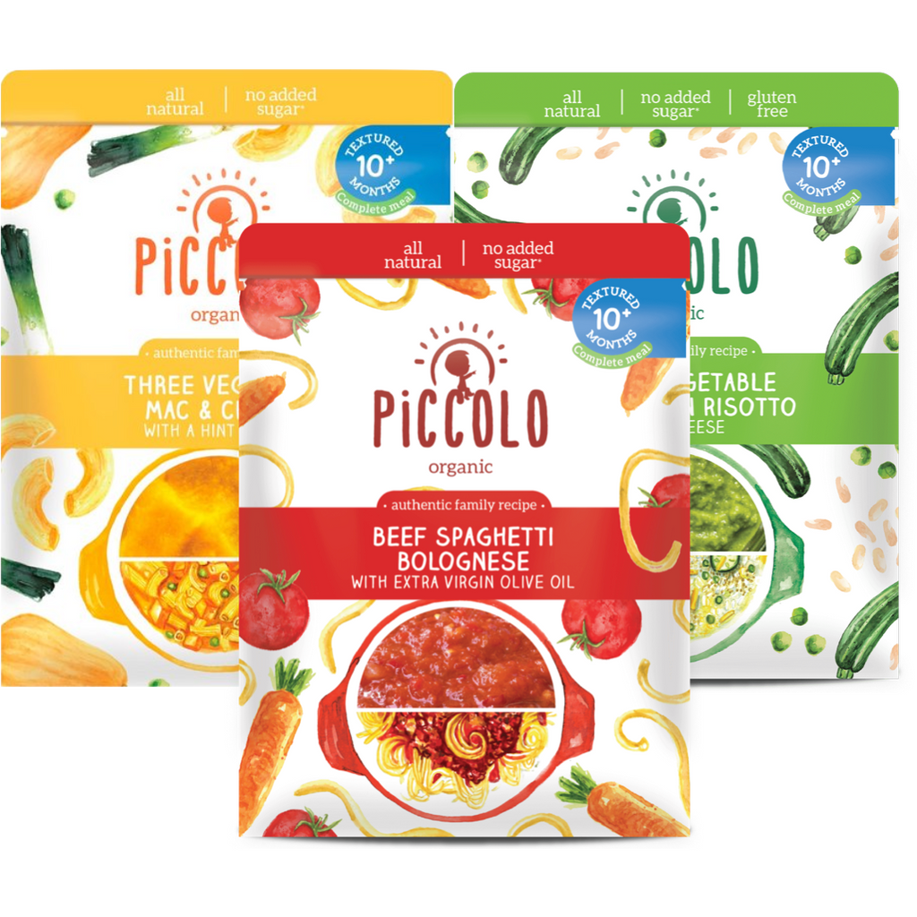 Piccolo Organic Foods, 10+ months (with purchase)
