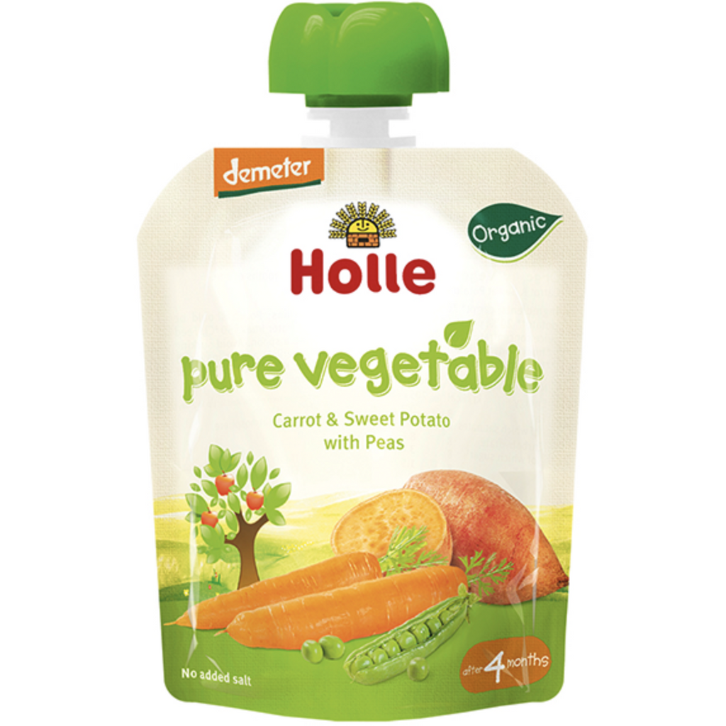 Holle Single Pouches (with purchase)