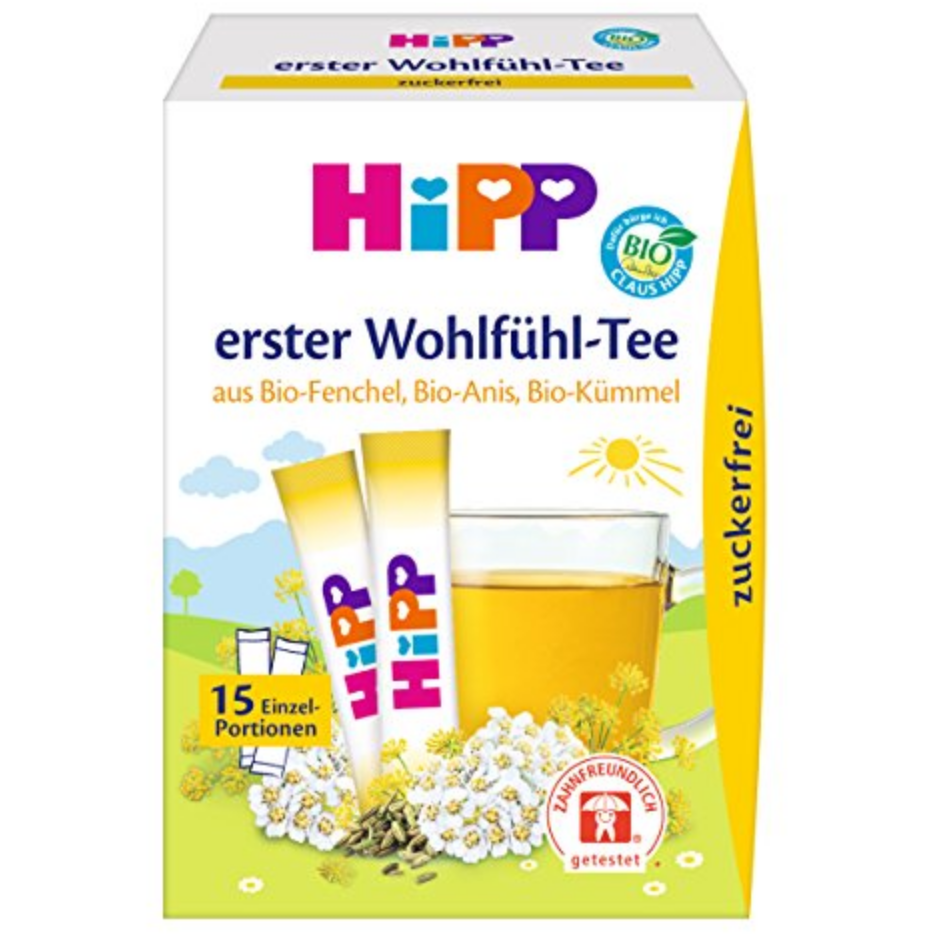 Hipp First Feel-Good Tea (sugar-free) (with purchase)