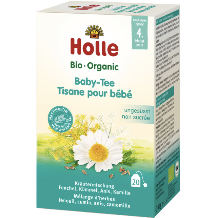Holle Organic Baby Tea (with purchase)