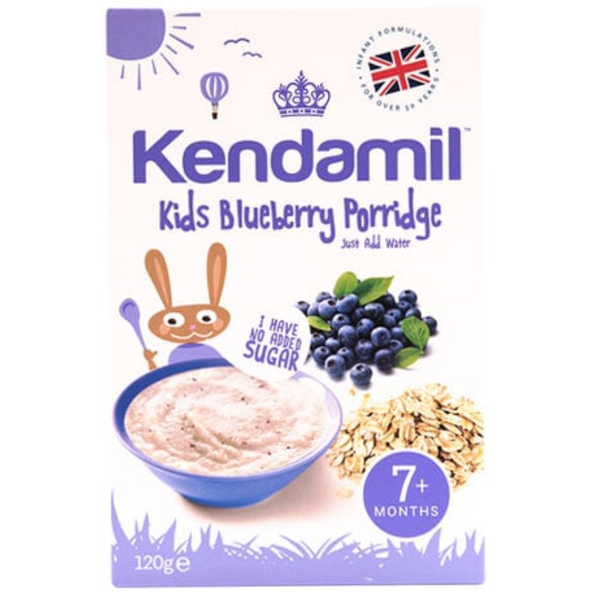 Kendamil Blueberry Porridge