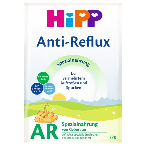 HiPP German AR Milk (sample pack of 2)