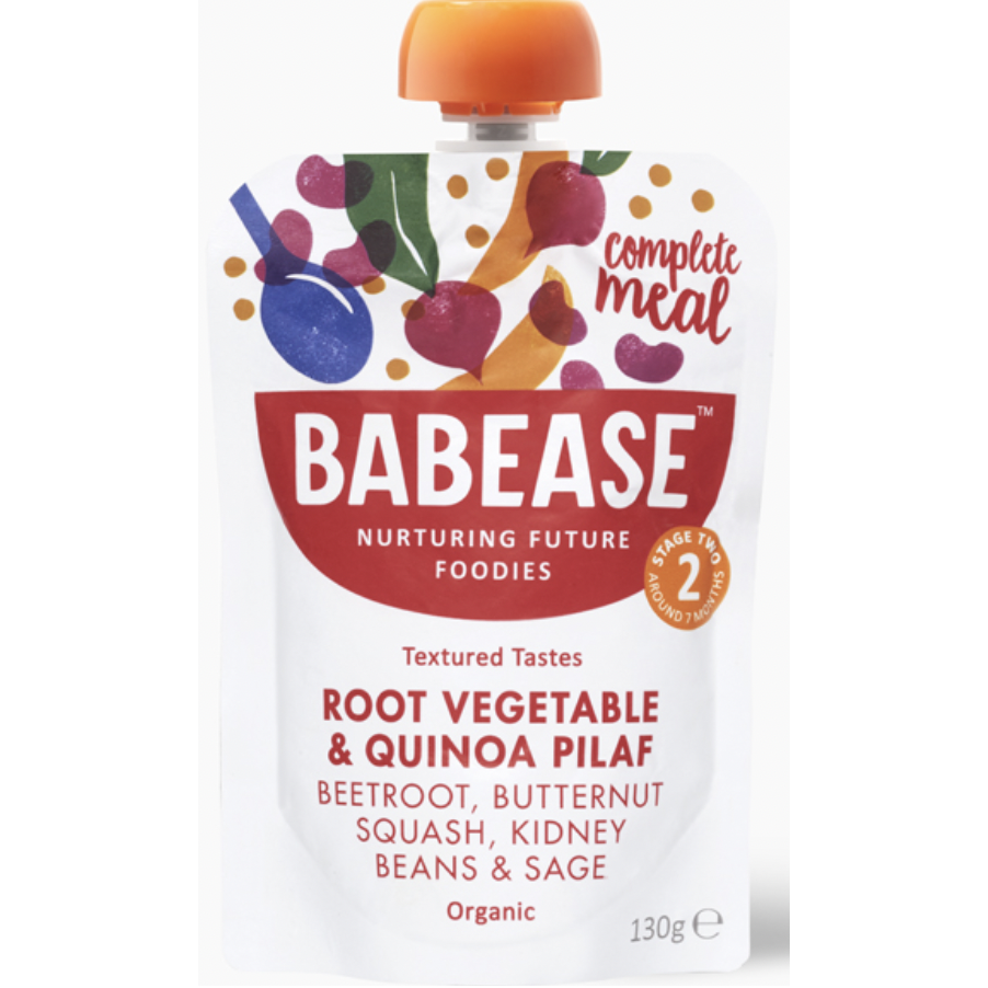 Babease Organic Food Pouches, 7+ months (with purchase)