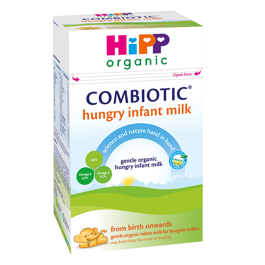 HiPP UK Hungry Infant Milk