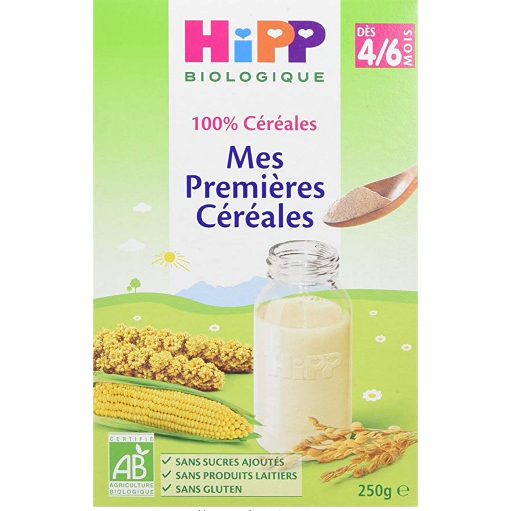 "Hipp Organic 100% Cereals ""My First Cereal"""