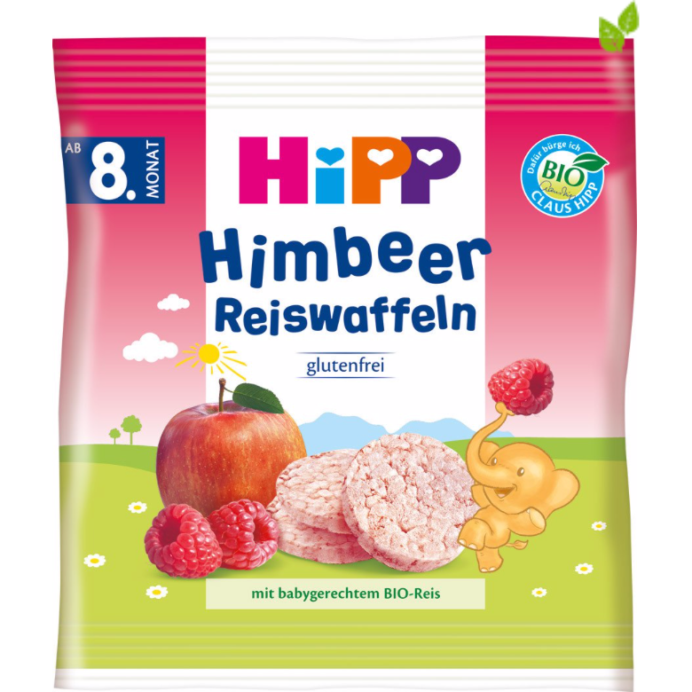 HiPP Rice Cakes (with purchase only)