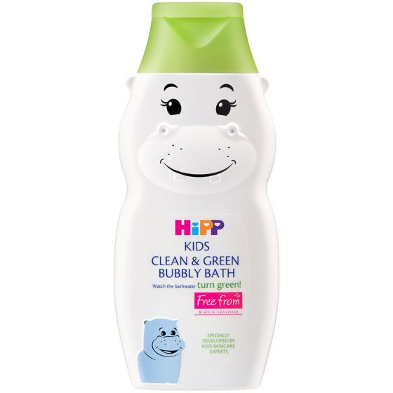 Hipp Kids Clean & Green Bubbly Bath (with purchase)
