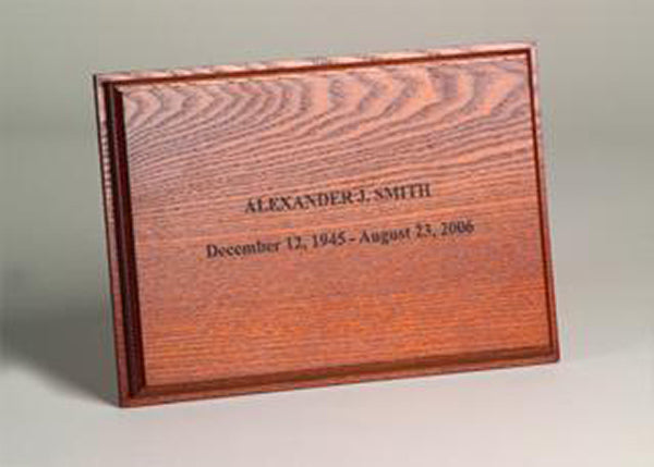 Wooden Engraving 1 - Brown Filling