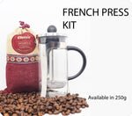 French Press Coffee Kit 2