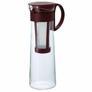 Mizudashi Cold Brew Coffee Pot/ Chocolate Brown