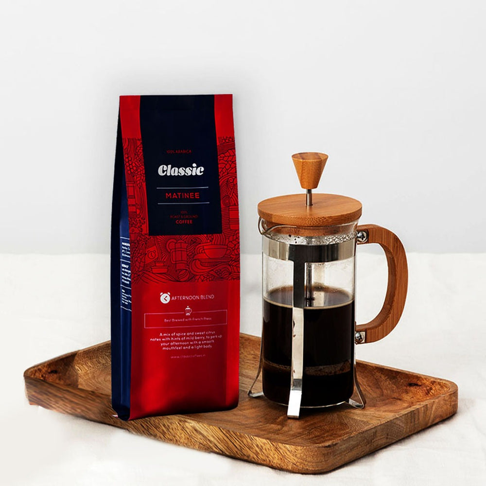 French Press Coffee Kit 1