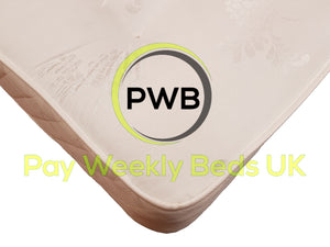 Pay Weekly Beds and Mattresses Memory Foam Hybric Mattress Finance