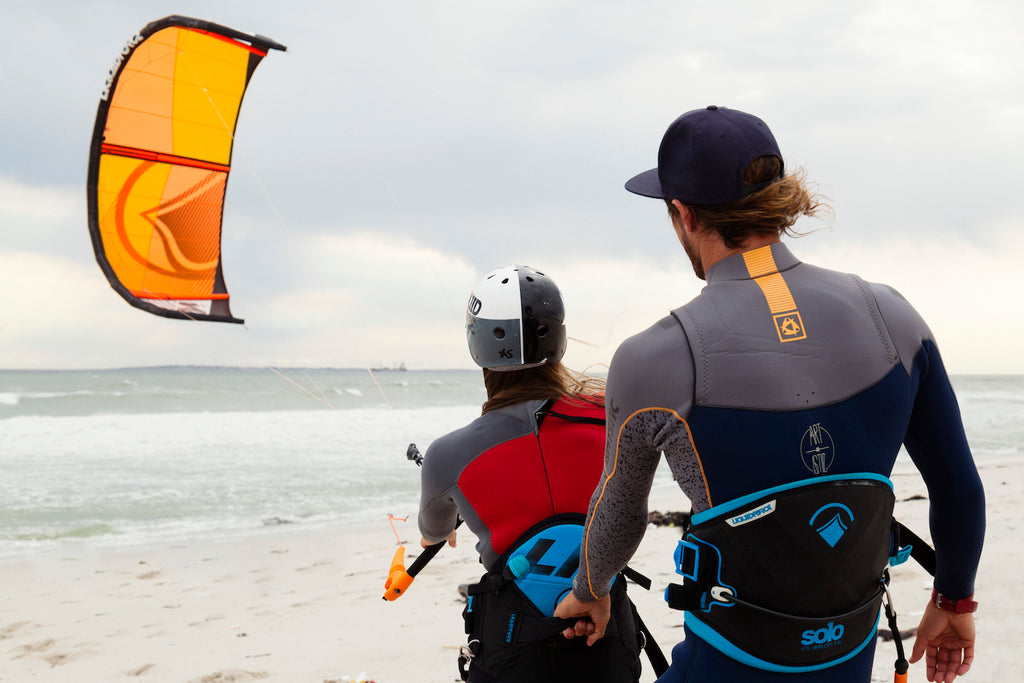 full house kitesurfing lesson cape town