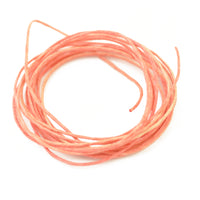 Baumwollband indian pink 2m / Ø 1,0mm