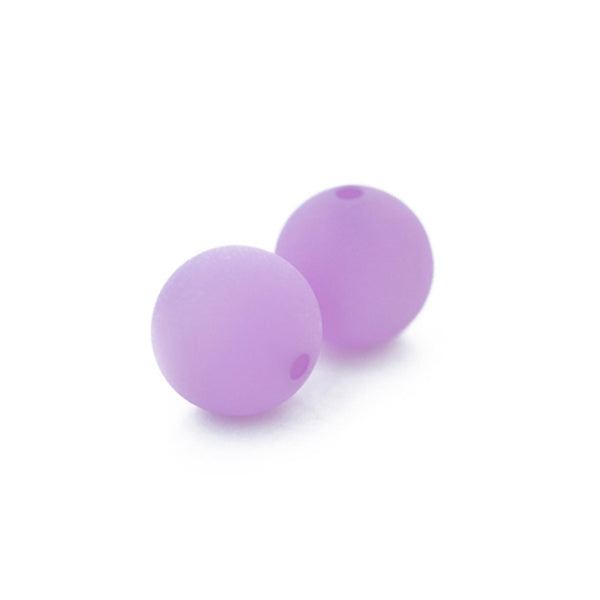 Polaris Perle / violet / Ø 10mm