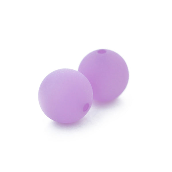 Polaris Perle / violet / Ø 14mm