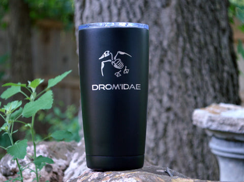 Tumbler BLACK Small 20oz