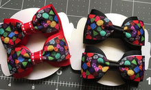 Load image into Gallery viewer, Cutie Gamer - Tabletop D&D Hair Bow Set