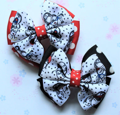 Cute K-Fashion Style Bows