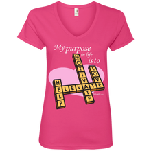 My Purpose in Life - Help/Love/Elevate/Motivate T-Shirt