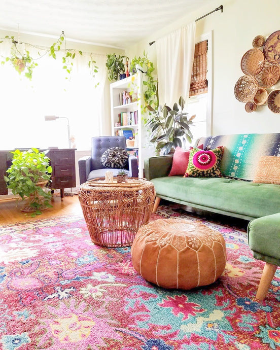 Corinna's Bohemian Abode in Virginia
