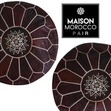 Load image into Gallery viewer, Mahogony Pair X2 - Maison Morocco