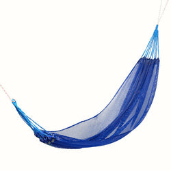 Portable Outdoor Ice Meshy Camping Hammock