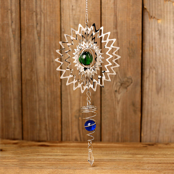 Hollow Out Wind Chimes Hanging Ornament