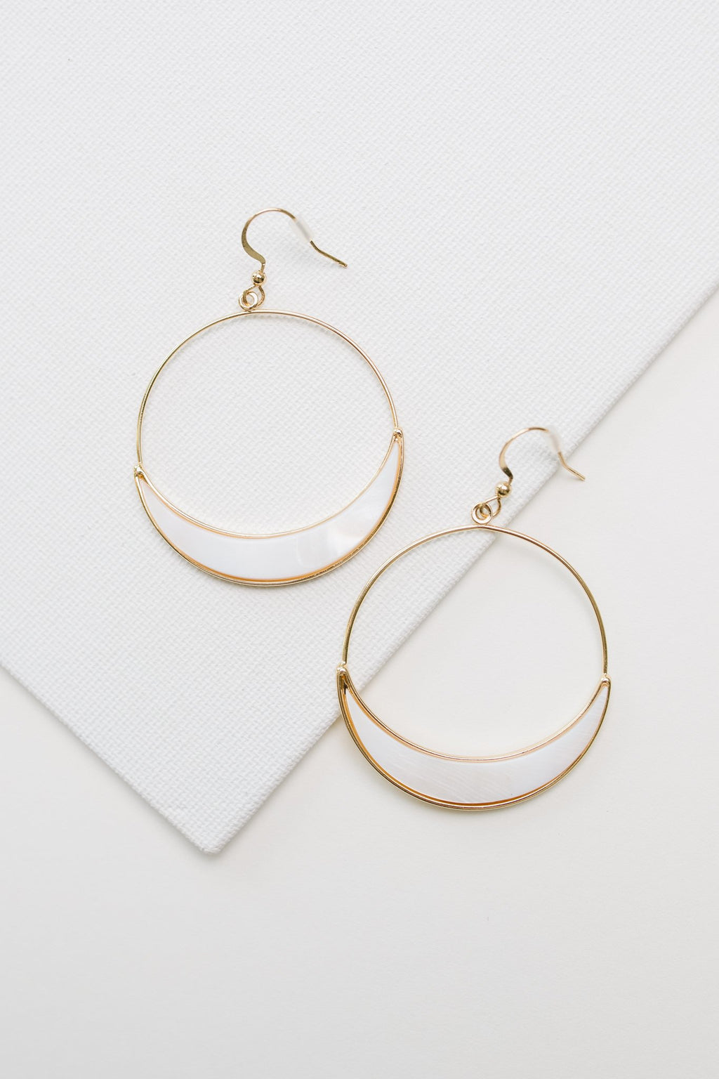 Hooked On Hoops Earrings