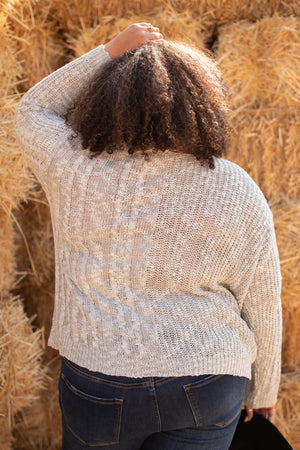 Hannah Knit Sweater