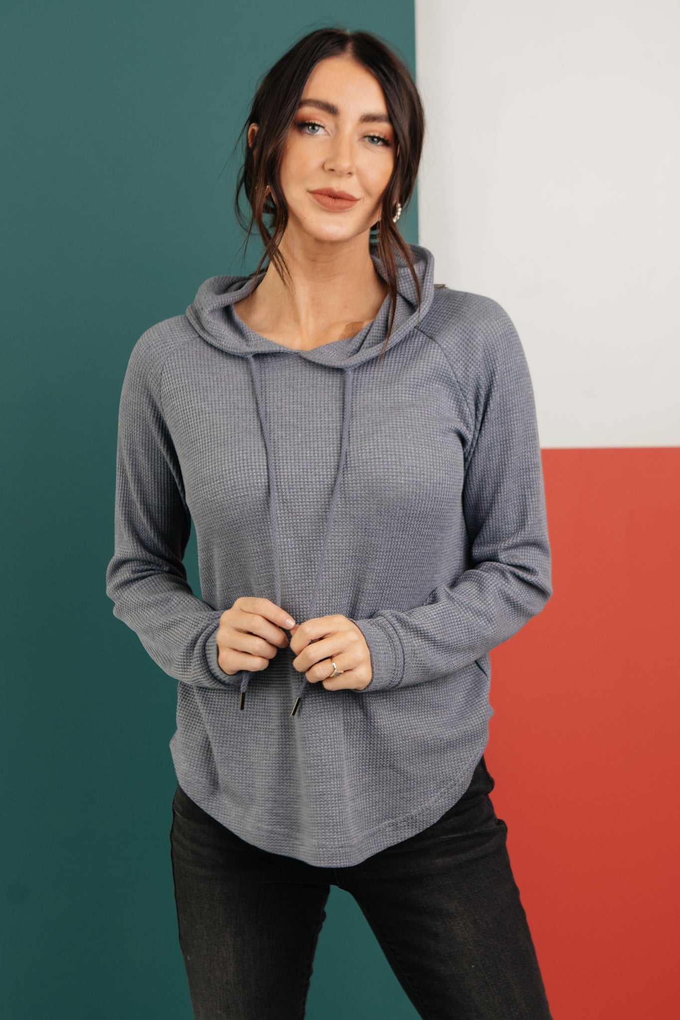 The Weather Changes Transitional Hoodie