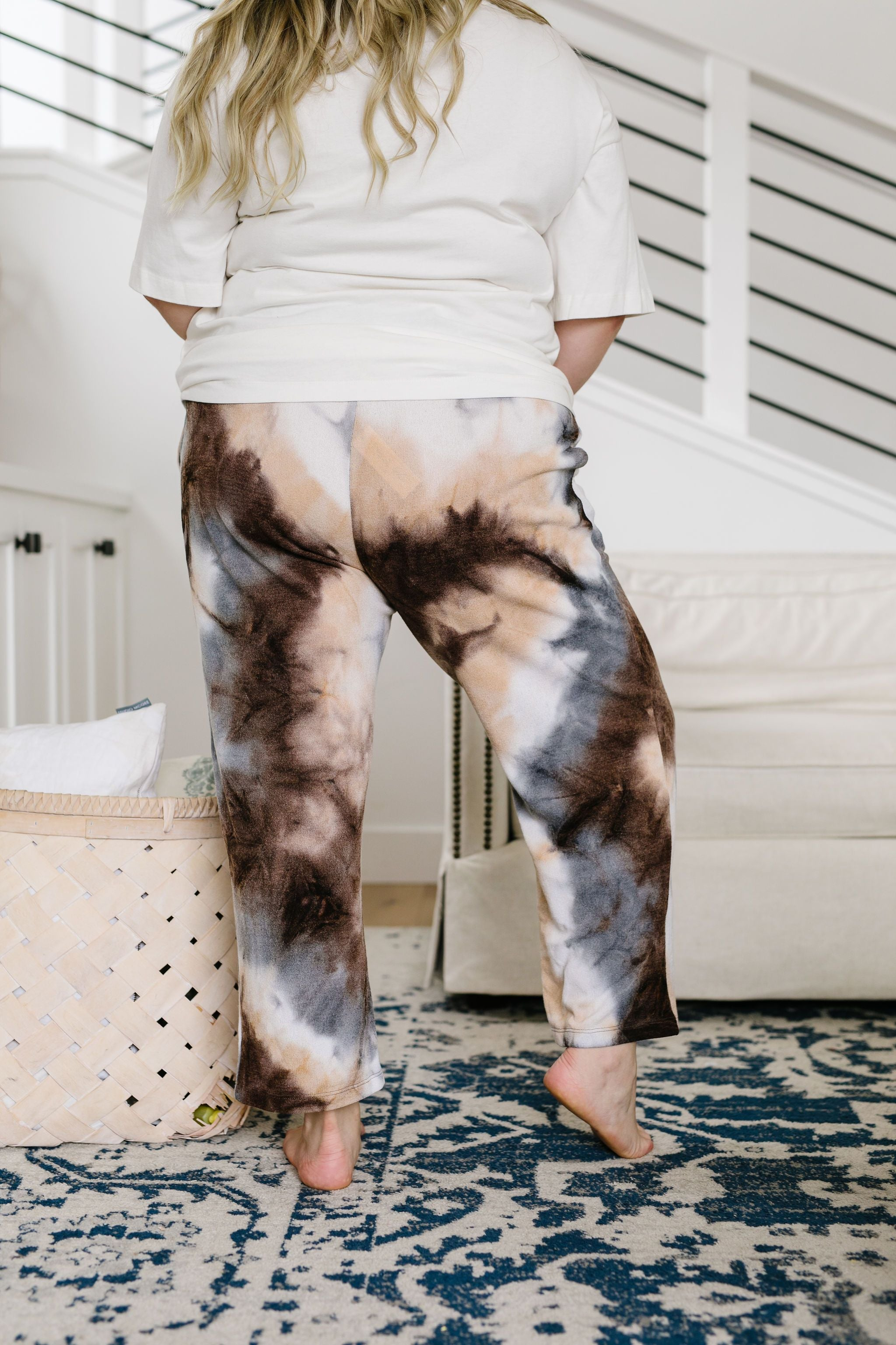 Earth Mother Tie Dye Joggers