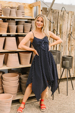 Minnie Polka Dot Sundress
