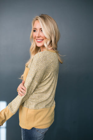 No Rest For the Weary In Mellow Yellow - ALL SALES FINAL