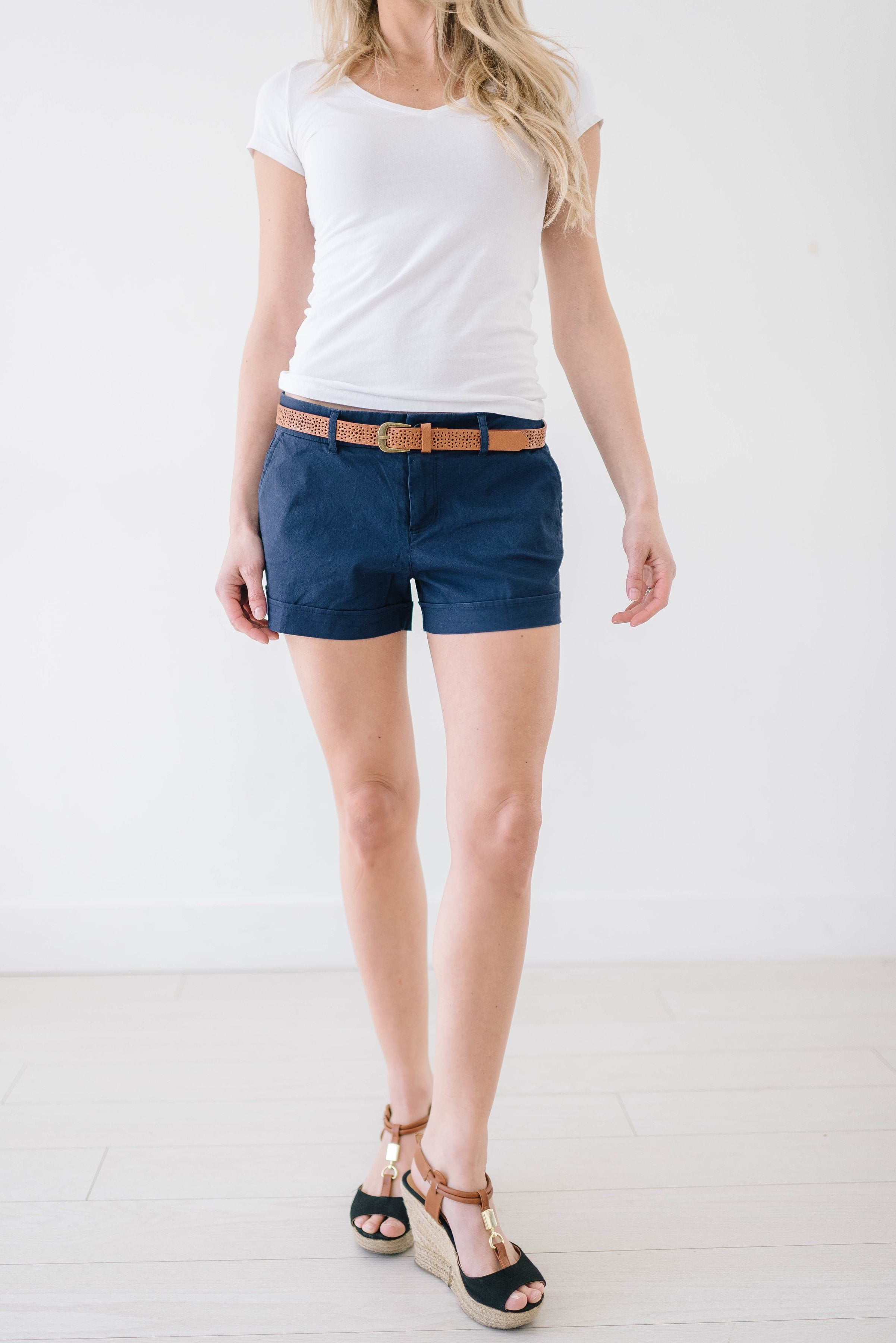 Sunset Beach Shorts Navy
