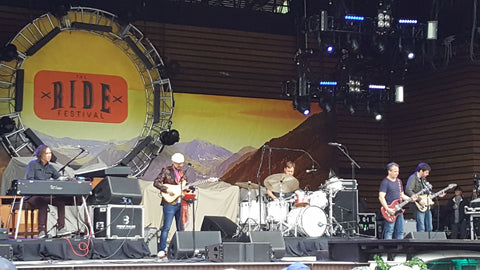 Band at Telluride Music Festival 2018