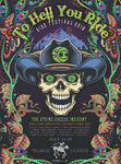 To Hell U Ride Show Poster Telluride Ride Festival 2018