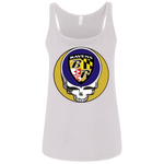 Ravens Shield Grateful Dead Design Ladies' Relaxed Jersey Tank