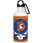 Broncos Steal Your Face 20 oz. Stainless Steel Water Bottle