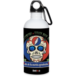 "2018 Playing in the Sand ""Day of the Grateful Dead"" 20 oz. Stainless Steel Water Bottle - 17 Color Options"