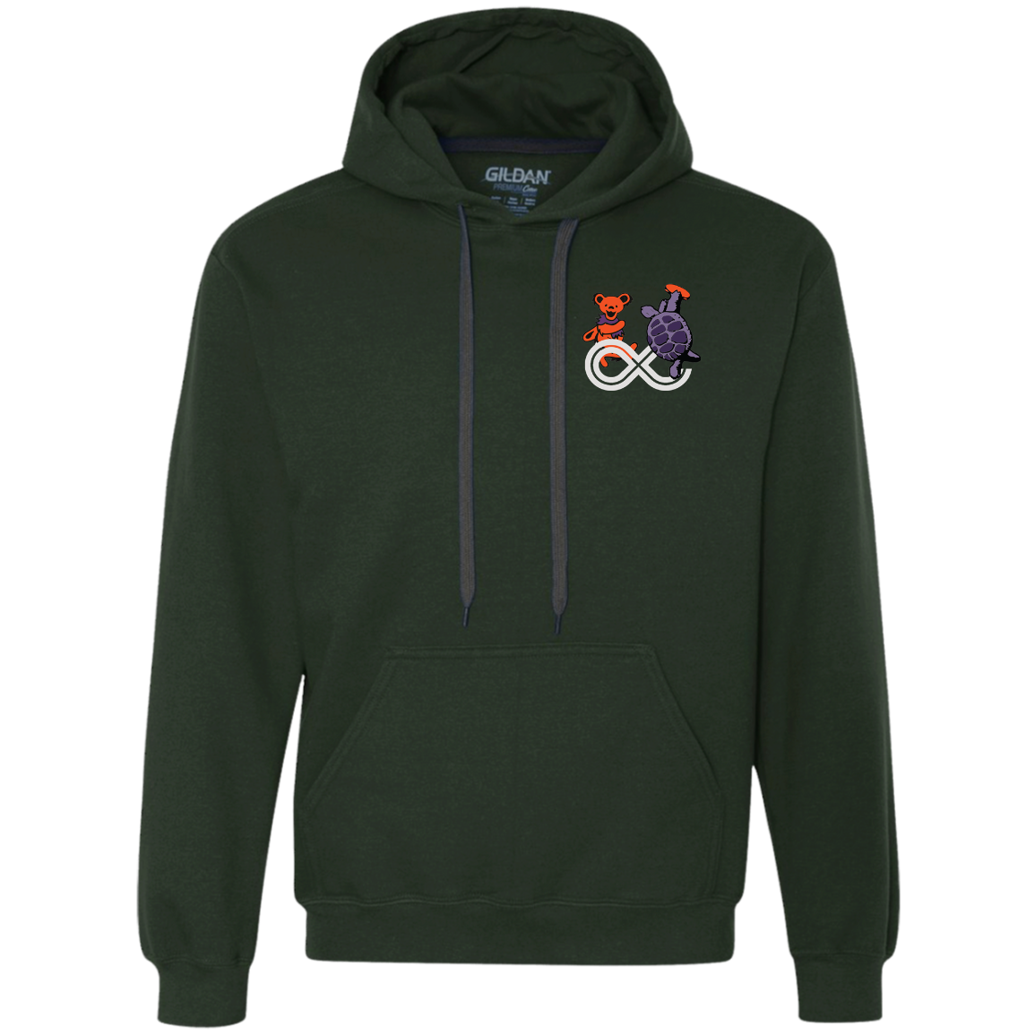 "2017 Lockn' Festival ""Déjà Vu"" Gildan Men's / Unisex 9 oz. Premium Hoodie - 7 Color Options"