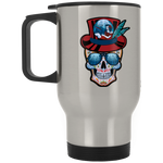 Jam Cruisin' 2020 Captain Voodoo Stainless Travel Mug