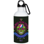 "2018 Lockn' Festival ""The Music Never Stopped"" 20 oz. Stainless Steel Water Bottle - 16 Color Options"